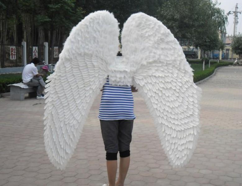 Как сделать крылья своими руками чтобы летать по настоящему 90